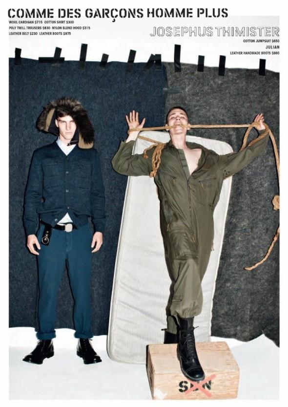 Barneys Fall 2010 Menswear. Изображение № 1.