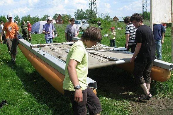 Изображение 7. Юные конструкторы на испытаниях.. Изображение № 7.