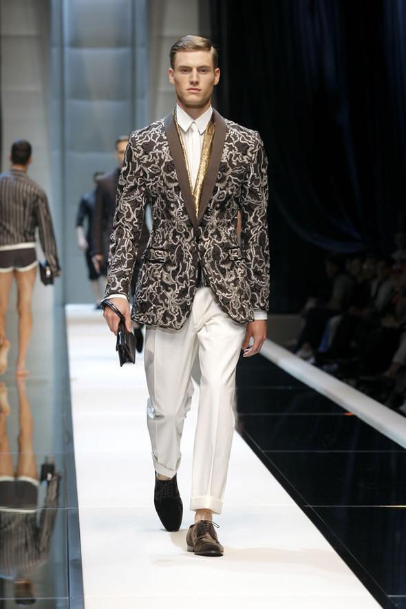 Dolce & Gabbana spring summer 2010. Изображение № 20.