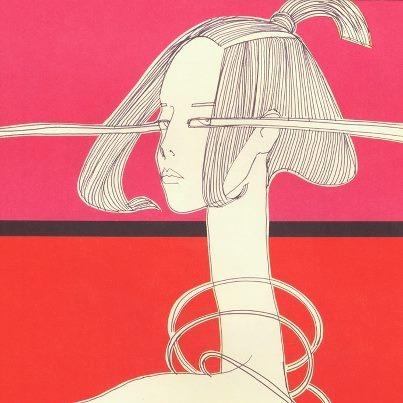 Antonio Lopez - легендарный fashion-иллюстратор. Изображение № 1.