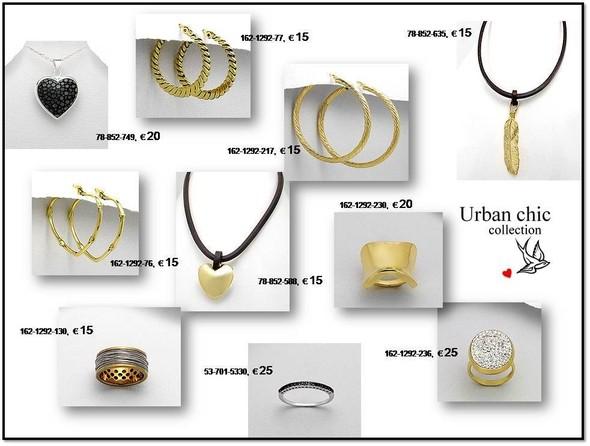 Marti's Jewelry - Летние хиты - Look-book. Изображение № 2.