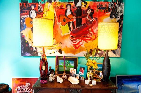 Дом и студия художницы Isabelle Tuchband в Сан Пауло.. Изображение № 18.