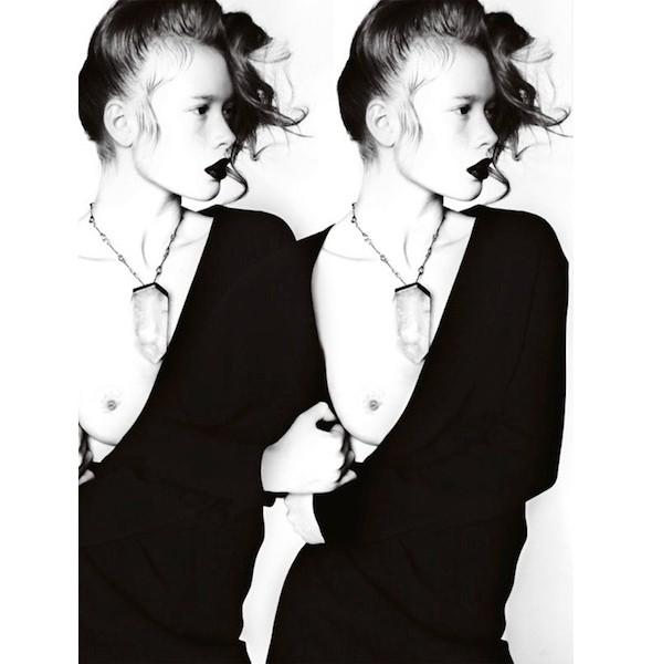 Изображение 58. Съемки: AnOther, POP, Vogue и другие.. Изображение № 64.