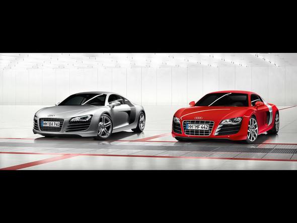 Audi R8 5. 2 FSIquattro. Изображение № 1.