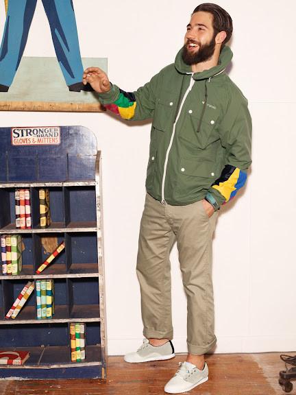 Лукбуки: Adidas Originals SS 2012. Изображение № 52.