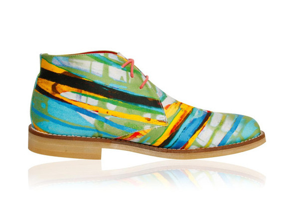 Две коллекции обуви от Ana Locking. Изображение № 2.