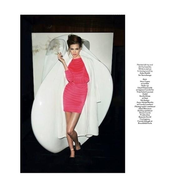 Изображение 2. Съемки: AnOther, POP, Vogue и другие.. Изображение № 2.