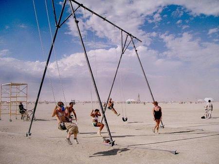 """Фестиваль """"Burning Man! """" вНеваде. Изображение № 30."""