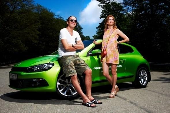 Изображение 4. Марка Volkswagen стала официальным автомобильным спонсором XXII-го Открытого кинофестиваля Кинотавр.. Изображение № 4.