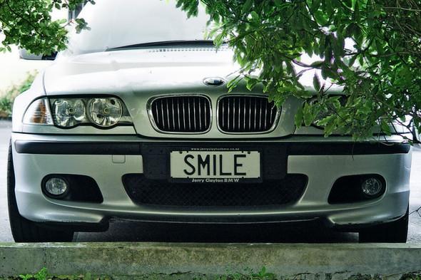 «Блатные» авто-номера вНовой Зеландии. Изображение № 1.
