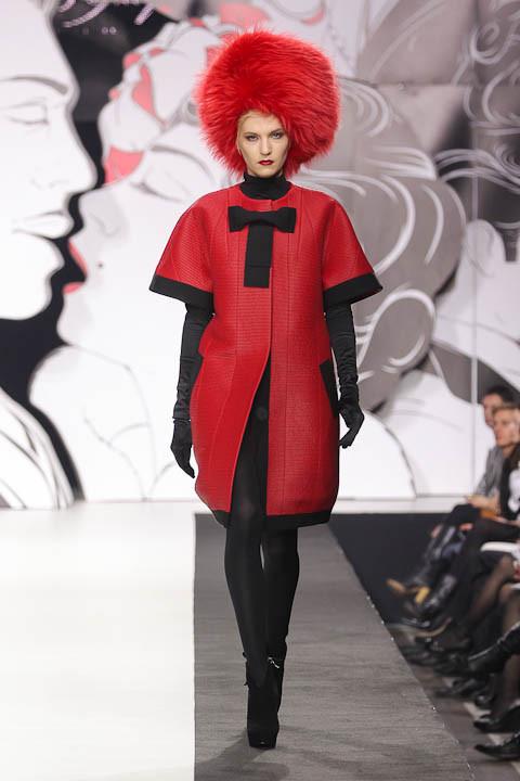 """Коллекция """"La Femme Magnifique"""" Модного Дома Игоря Гуляева. Изображение № 32."""