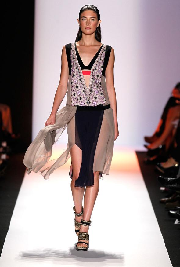 New York Fashion Week Spring 2012: День первый. Изображение № 4.