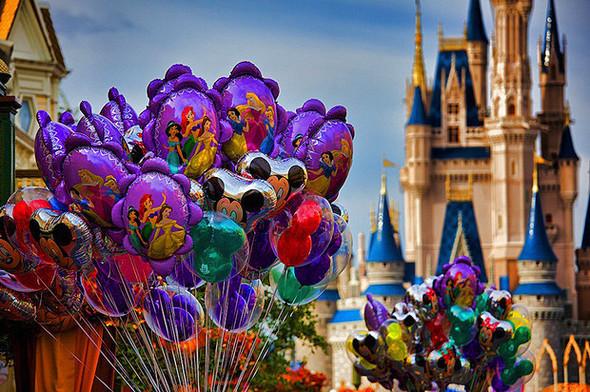Мир Disneyland. Изображение № 9.