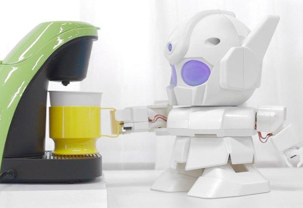 Краудфандинговый проект недели: Комплект для сборки робота RAPIRO. Изображение № 11.