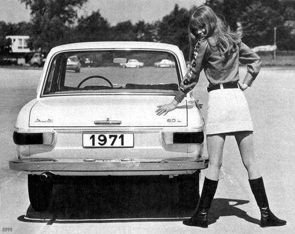 Изображение 96. МОДА 60s-70s.. Изображение № 123.