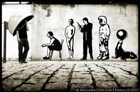 Граффити Александрэ Ориона. Изображение № 5.