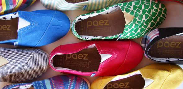 Обувь PAEZ - теперь и в России. Изображение № 11.