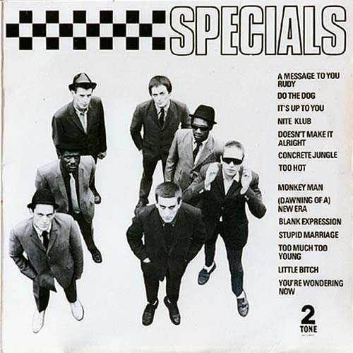 Fred Perry x The Specials 2011. Изображение № 9.
