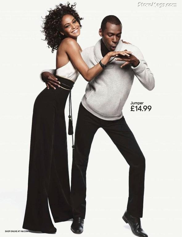 Кампания: H&M Holiday 2011. Изображение № 2.