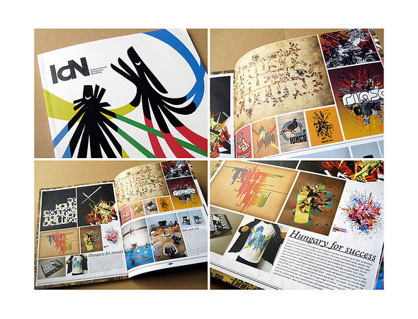 Изображение 6. Журналы недели: 6 популярных изданий о графическом дизайне.. Изображение № 6.
