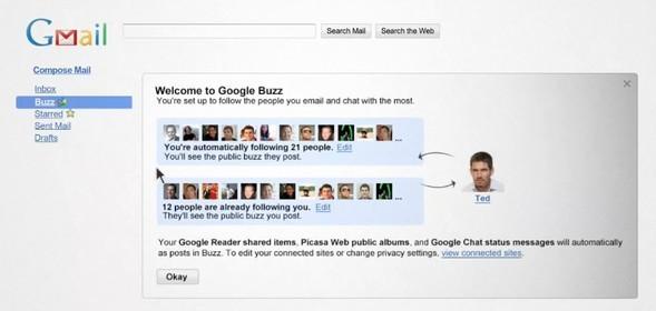Google Buzz – убийца Twitter?. Изображение № 2.