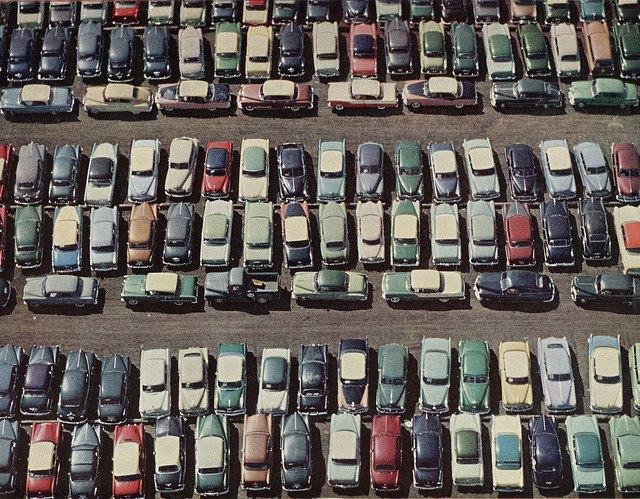 INRIX представила автоматический поиск парковки . Изображение № 1.