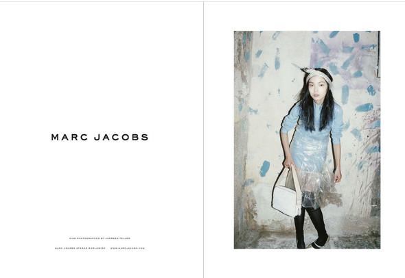Кампания: Marc Jacobs SS 2012. Изображение № 9.