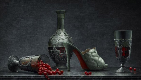Рекламная кампания Christian Louboutin FW0910. Изображение № 8.