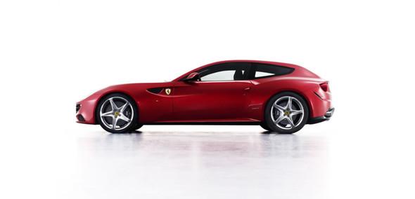 Изображение 1. Ferrari показали новую модель.. Изображение № 1.