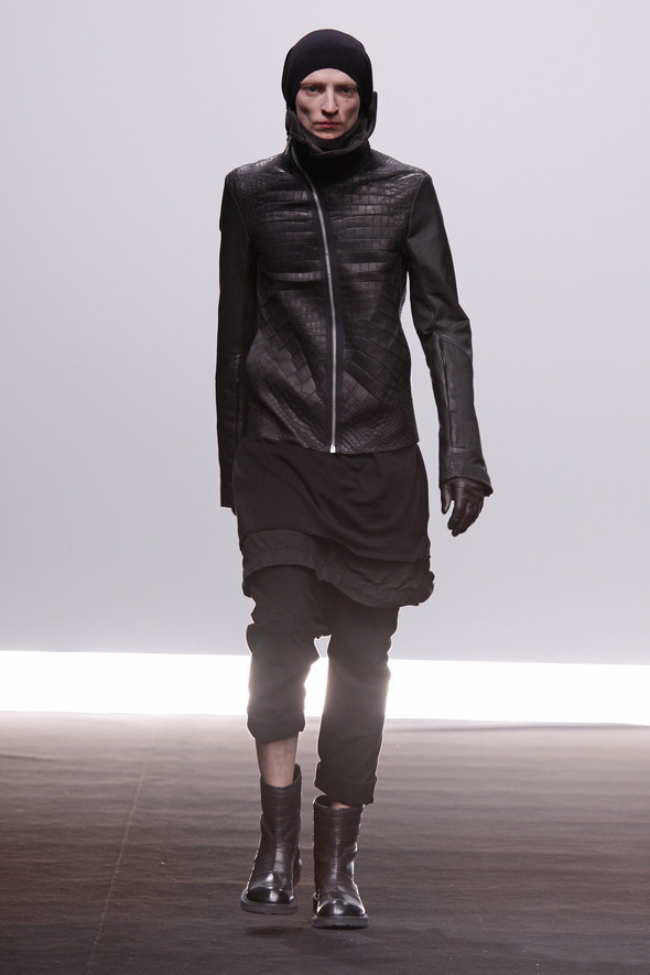 Rick Owens Fall Winter 2009 2010. Изображение № 2.