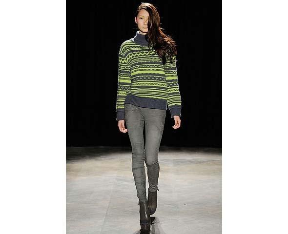 Неделя моды в Нью-Йорке: второй день. Изображение № 78.
