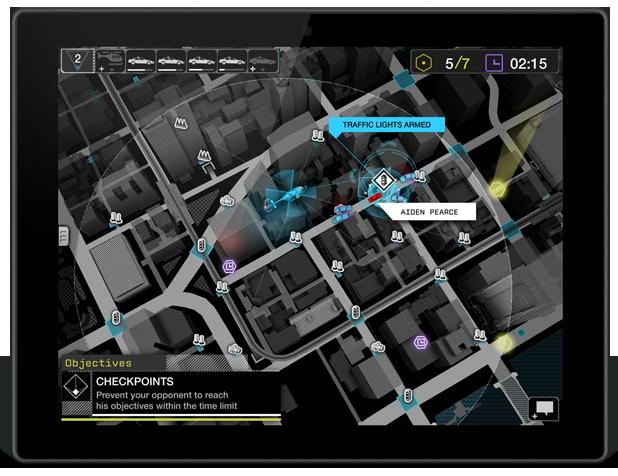 Ubisoft выпустила мобильную игру по Watch Dogs . Изображение № 2.
