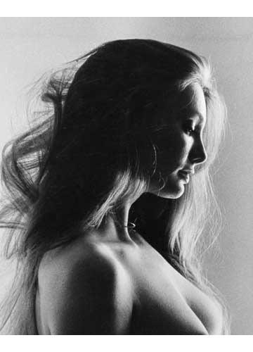 Части тела: Обнаженные женщины на фотографиях 50-60х годов. Изображение № 51.