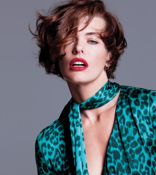 Вышли новые кампании Gucci, I am, Marella, Miu Miu, SLP и Versus. Изображение № 10.