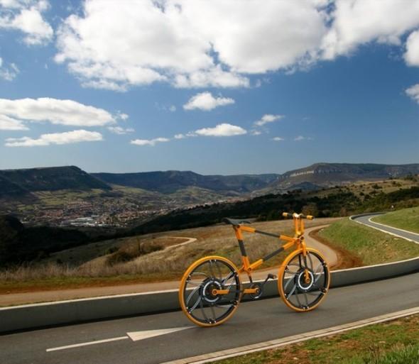 Складной велосипед отVictor M. Aleman. Изображение № 1.