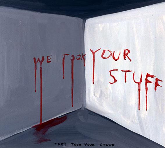 Дэвид Шригли: телефон заменяет мнеЛСД. Изображение № 13.