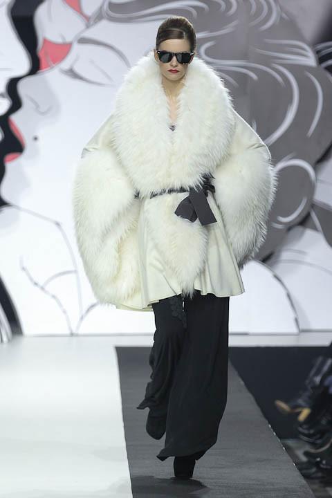 """Коллекция """"La Femme Magnifique"""" Модного Дома Игоря Гуляева. Изображение № 5."""