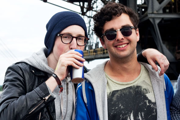 Золотые шорты, джинсовые рубашки и шляпы: Люди на фестивале MELT!. Изображение №10.