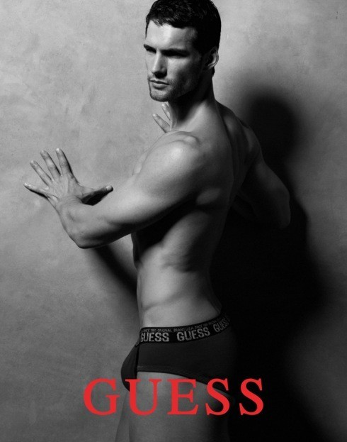 Кампания: Guess Underwear FW2011. Изображение № 1.