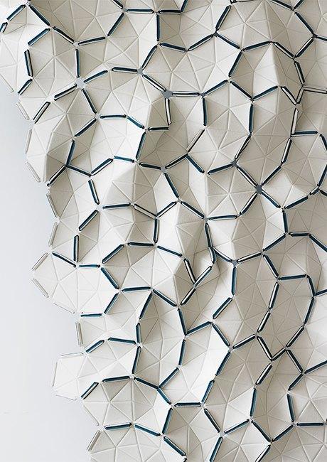 Как дизайнеры вдохновляются наукой: Молекулы и атомы  в интерьере. Изображение № 30.