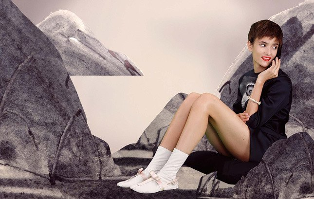 Вышел лукбук Prada из серии Real Fantasies. Изображение № 31.