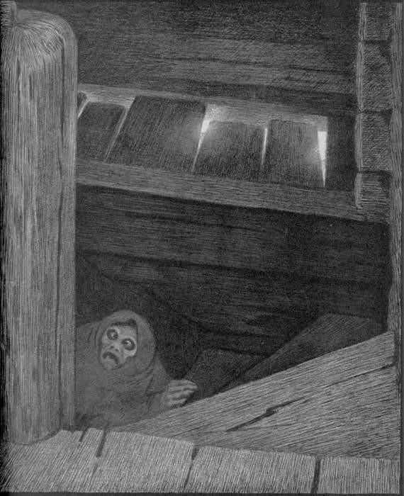 Теодор Киттельсен «Ненагруженный ужас». Изображение № 1.