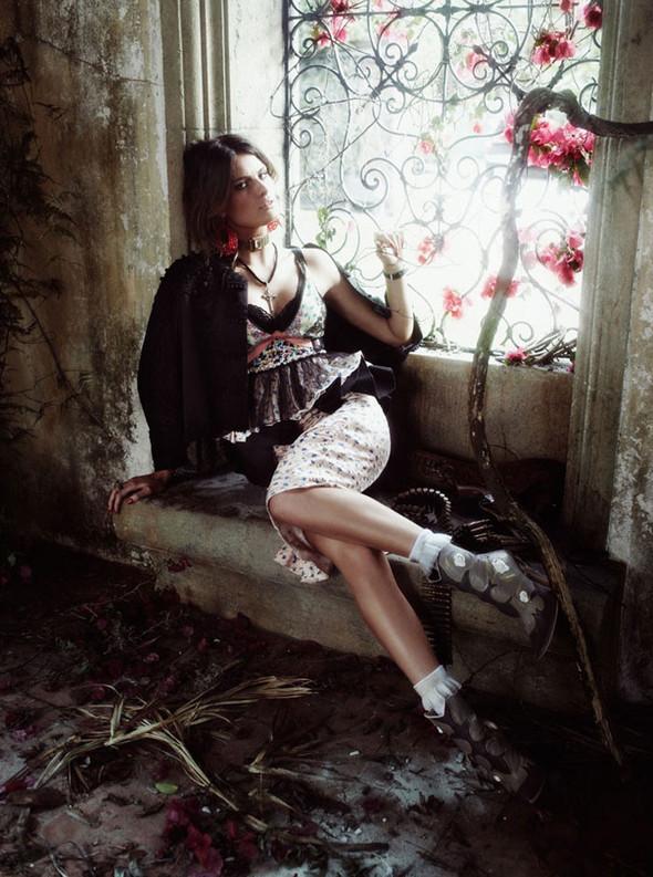 Съёмка: Изабели Фонтана для Vogue. Изображение № 8.