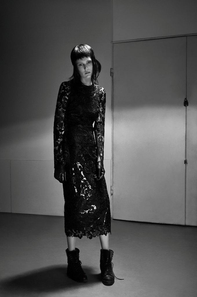 Алла Костромичева снялась для OMELYA atelier. Изображение № 4.
