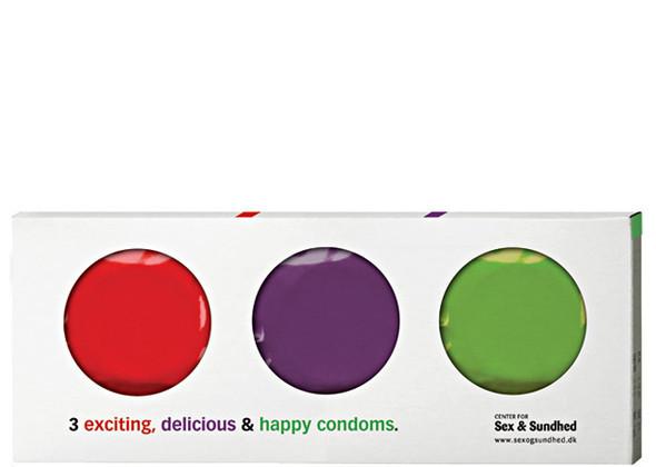 Тринеобычных презерватива. Изображение № 2.