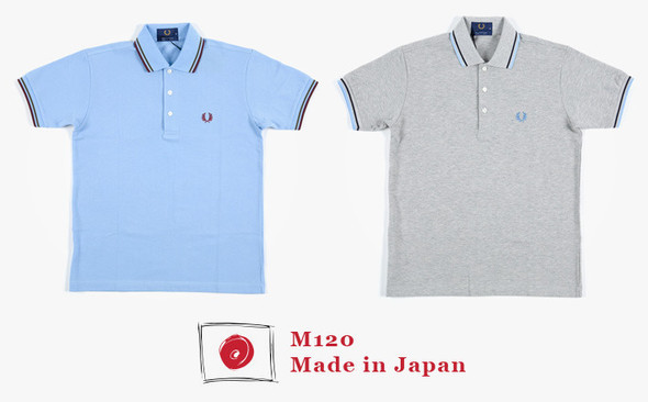 Fred Perry's polo-shirt at FOTT. Изображение № 3.