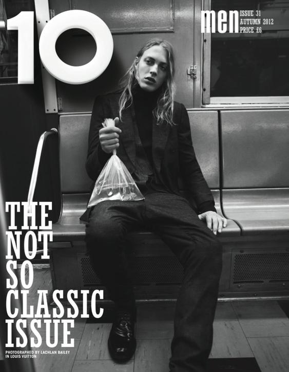 Вышли обложки новых номеров Vogue, Ten, Vs. и Dossier. Изображение № 4.