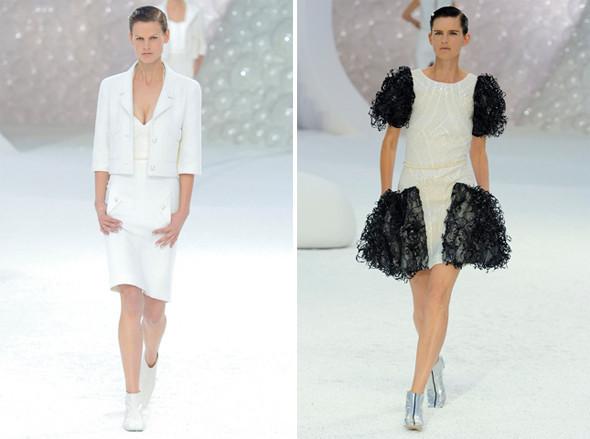 Показы Paris Fashion Week SS 2012: День 8. Изображение № 1.