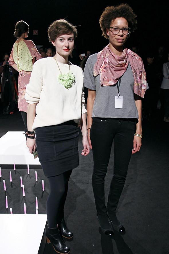 Berlin Fashion Week A/W 2012: Blame. Изображение № 19.