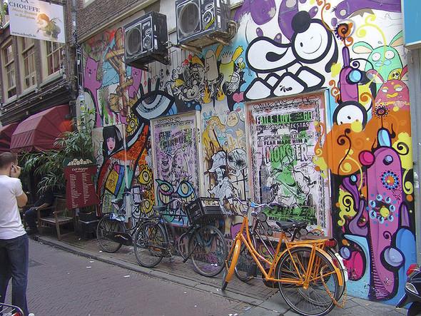 Стрит-арт в Лондоне. Изображение № 4.